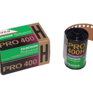 FUJICOLOR PRO 400H 36 EXP Colour neg film (10-pack)-0