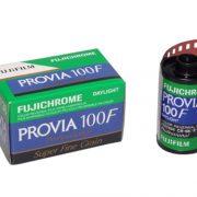 Fujichrome PROVIA 100F 35mm transparency film - 36 exp (10-pack)-0