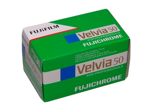 Fuji Velvia 50 35mm 36 exp colour transparency film-0