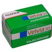 Fuji Velvia 50 35mm 36 exp colour transparency film (10-pack)-0