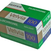 Fuji Velvia 100 36 EXP colour transparency film (10-pack)-0
