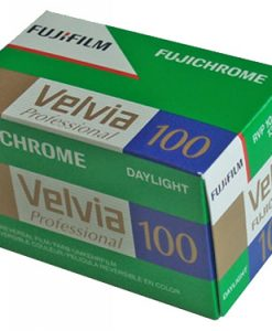 Fuji Velvia 100 35mm - 36 exp colour transparency film-0
