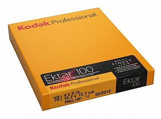 Kodak Ektar 100 5x4 inch