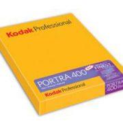 Kodak Portra 400 5x4 inch film