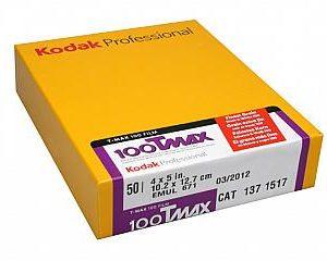 Kodak T-Max 100 5x4 inch