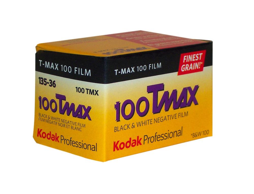 Kodak T-Max 100 36 exp
