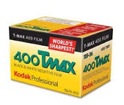 Kodak T-Max 400 36 exp