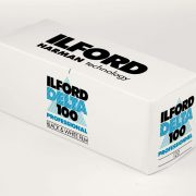 Ilford Delta 100 120 black and white film