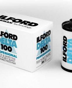 Ilford Delta 100 35mm film