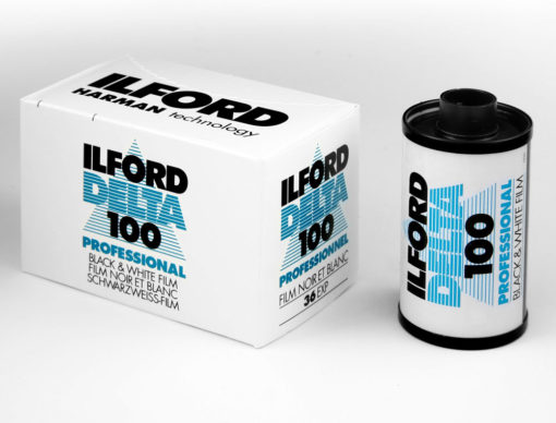 Ilford Delta 100 35mm film