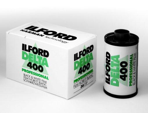 Ilford Delta 400 35mm film