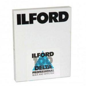 Ilford Delta 100 5x4 film