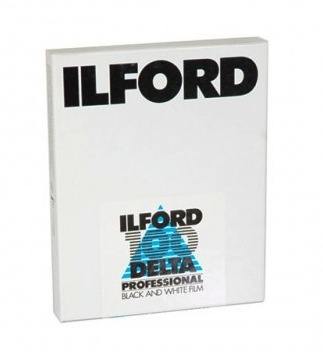 Ilford Delta 100 5x4 film