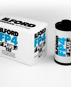 Ilford FP4+ 35mm film