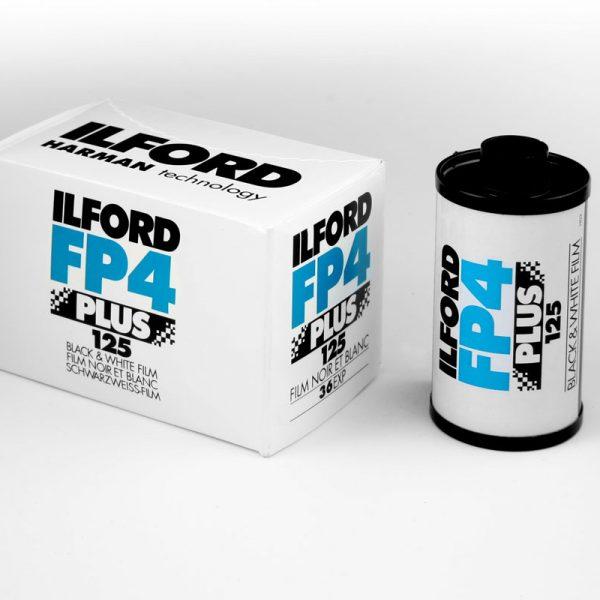 Ilford FP4+ 35mm film