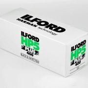 Ilford HP5+ 120 roll film