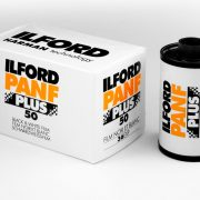 Ilford PANF+ 35mm - 36 exposures