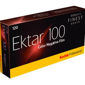 Kodak Ektar 100 120 single roll