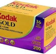 Kodak Gold 200 35mm film 10-pack