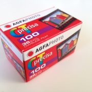 AgfaPhoto CT Precisa 100 35mm colour slide film - 36 exp (10-pack)