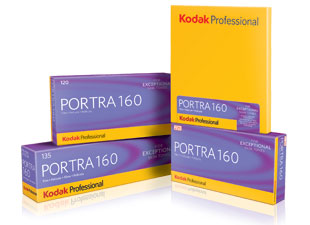 Kodak Portra 160 35mm 5-pack