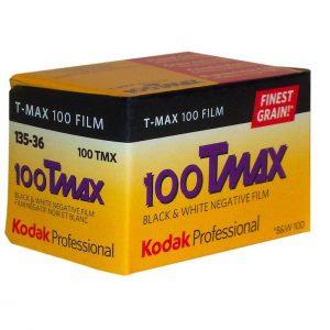 Kodak T-Max 100 36 exp (10pack)