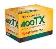Kodak Tri-X 400 35mm black & white film 36 exposure (10-pack)
