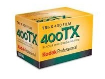 Kodak Tri-X 400 35mm black & white film 36 exposure (10-pack)