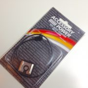 Hot Shoe adapter with flash lead
