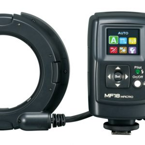 Nissin MF18 Macro Flash for Nikon cameras