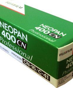 Fujifilm NEOPAN 400CN 120 MEDIUM Format Black & White C41 film